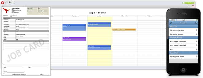 Scheduling and Calendar Management